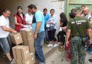 Druhá vlna potravinovej pomoci v Dobšinej aj s hygienickými balíčkami