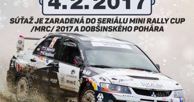 Zvláštne ustanovenia Dobšinská zima 2017