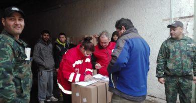 Potravinová pomoc v Dobšinej putovala do 177 rodín