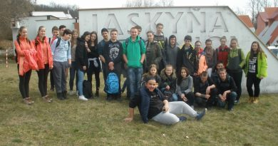 Gymnazisti z Dobšinej na exkurzii jaskyne Domica