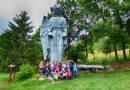 Zádielska tiesňava, Hájske vodopády a filmový anjel čakali na turistov z Dobšinej
