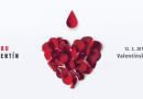 Zapojte sa do Valentínskej kvapky krvi  2018 aj vy!