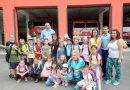 Deti z CVČ spoznávali krásy Slovenska a navštívili aj hasičov