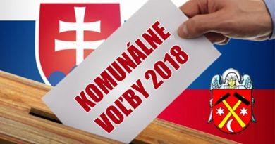 Oficiálny zoznam kandidátov na post primátora a poslancov mesta Dobšiná