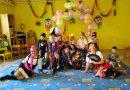 Fašiangový karneval v materskej škole