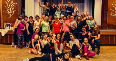 """""""Ženy v pohybe"""" – aktívna oslava sviatku žien v Dobšinej"""
