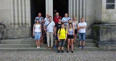 Návšteva partnerskej školy v Šternberku