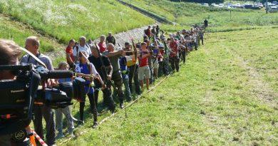 6. kolo Slovenského poháru v 3D lukostreľbe v Dobšinej