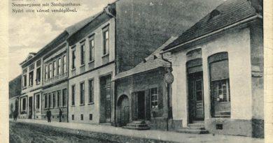 Oknom archívu do minulosti: Pomenovanie promenád v Dobšinej