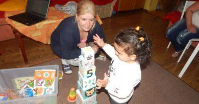 V domčeku OZ Detstvo deťom prebehlo meranie vývinu detí