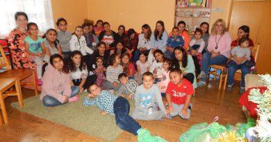 Sedem rokov v domčeku OZ Detstvo deťom